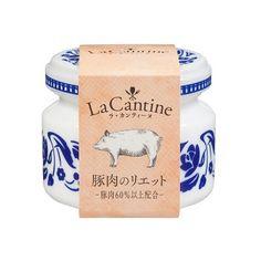 マルハニチロ ラ・カンティーヌ 豚肉のリエット