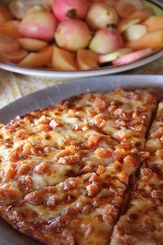 Pizza de Guayaba #Aguascalientes, México