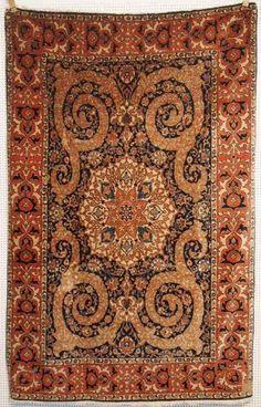 persian tabriz rug circa