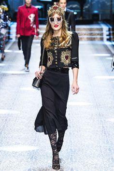 Fall/Winter 2017-18 Dolce & Gabbana