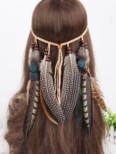 Home-organizer Tech Feather Headband Wedding Headwear Bohemian Boho Hippie Hippy Hair Gypsy Costume Feather Headdress, Feather Headband, Boho Headband, Indian Headband, Boho Headpiece, Fascinator Headband, Feather Hair, Hippie Hair, Boho Hippie