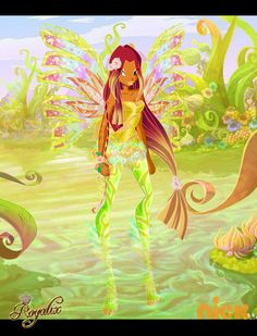 In Search for the LeafStone by ColorfullWinx.deviantart.com on @deviantART