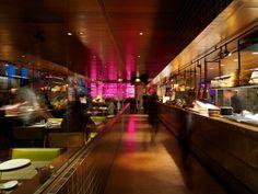 Chinar, Pan Asian, Sushi, Tea Station, Dragon Lounge, Dim Sum, Noodle, Sake Cellar, Private Dining, Interior, Lighting, Design, Restaurant, Bar, Kitchen, Terrace, Hospitality