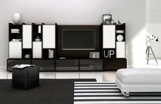 Huppé is a Quebec company. We design and manufacture innovative modern and contemporary furniture, focusing on bedroom, home office furniture and entertainment centers. Dream Furniture, Home Office Furniture, Furniture Design, Colors Show, System Furniture, Entertainment Room, Entertainment System, Furniture Manufacturers, Interiores Design