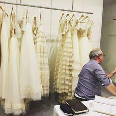 Bellissimi abiti vi aspettano nel 2018 da #marialuisa Benetti sposa a #venezia #mestre #bride #wedding #weddingday #marialuisabenetti.com#wedding