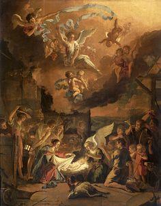 Adoration_of_the_shepherds_1663_Abraham_Hondius
