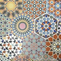 If your summer holiday is already distant memory why not give your homes a sunny, Mediterranean vibe with these glorious hexagon tiles? Inspired by traditional Moroccan design, the intricate geometric patterns and vibrant colours will add an exotic flair to any space. There's 24 different designs in total, to make for unique and eye-catching walls and floors throughout your home. Keep the rest of your room low-key to give these tiles the attention they deserve.