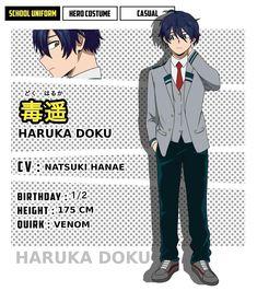 Male Gender, Hero Academia Characters, Fictional Characters, Hero Girl, Anime Oc, Venom, Boku No Hero Academia, Otaku, Pasta