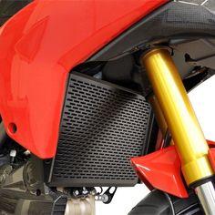 Protections radiateur Kawasaki Z 800/ e 13-16 logo noir