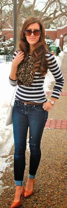 Gorgeous Outfit for Snowy Weather.  Pinned by #PinkPad, the women's health app. pinkp.ad