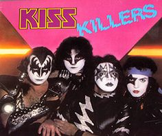 Killers: 1982 hits comp featuring 12 of their best up to that point, including 'Shout It Loud', 'Detroit Rock City', 'God OfThunder', 'I Was Made for Lovin' You' and 'Rock And Roll AllNite' (Live). a Mercury release. Kiss Album Covers, Rock Album Covers, Detroit Rock City, Best Kisses, Kiss Band, Ace Frehley, Hot Band, Thing 1, Cd Album