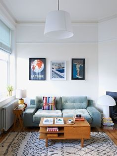Alice levine's living room