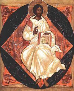 Chrystus w Majestacie - Grigorij Krug