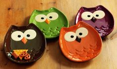 I've decide, my goal decorate my kitchen with owls for next fall