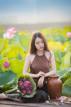 Cute Asian Girls, Beautiful Asian Girls, Cute Girls, Sweet Girls, Ao Dai, Athletic Hairstyles, 10 Most Beautiful Women, Beautiful Celebrities, Beautiful Vietnam