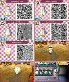 animal crossing new leaf qr codes for head - Google Search