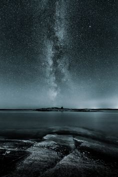 Flickr Milky Way, Vincent Van Gogh, Stargazing, Ethereal, Finland, Lightroom, Northern Lights, Waves, In This Moment