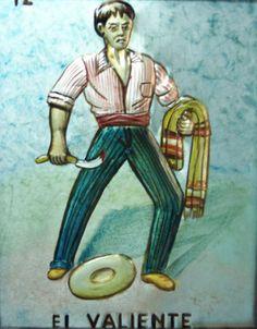 #Elvaliente #Loteria #Casafolk #folk #tradicionesmexicanas #Mexico