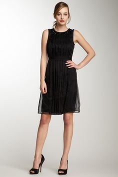 Giorgio Armani Bejeweled Dress by Everyday Chic: Black Boutique on @HauteLook