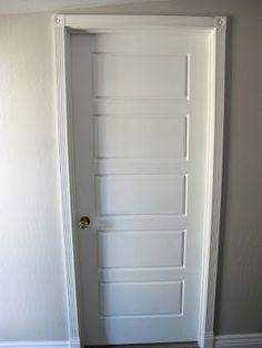 How To Hang A New Door In An Existing Frame - Dream Book Design Interior Door Hinges, Door Design Interior, Best Interior, Bathroom Doors, Bathroom Medicine Cabinet, Distressed Furniture, Home Repairs, Fixer Upper, Book Design