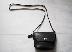 Coach Hippie flap cross body bag | wishlist | Pinterest | Saddle ...