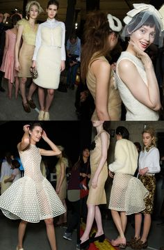 THE FULL REPORT: SIMONE ROCHA AW13 | Inside-Out – The Official Topshop Blog