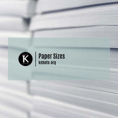 The complete list of paper sizes for all countries, types and regulations. Paper dimensions are provided in milimeters and inches along with useful info. Geometric Mean, Modern Books, Graphic Design Templates, Printed Pages, Paper Dimensions, Color Swatches, Letter Size, Architecture Design