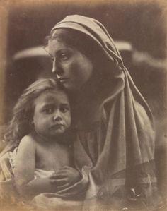 La Madonna Adolorata, 1864 Photography by Julia Margaret Cameron, Courtesy of National Media Museum, Bradford
