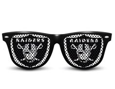 Oakland Raiders Glasses Sunglasses