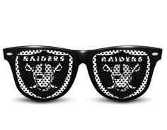 Oakland Raiders shades