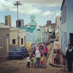 Bo Kaap, Cape Town Dream Trips, Cape Town South Africa, Most Beautiful Cities, Once In A Lifetime, African Art, Wonders Of The World, Enchanted, Art Reference, The Neighbourhood