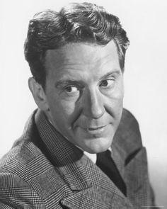 Burgess Meredith, actor, writer, producer, director 1907-97