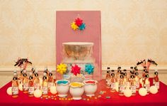 Magic Party Set Up