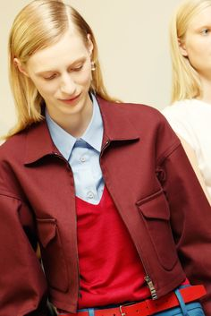 Milan Fashion Week: Jil Sander Spring/Summer 2015