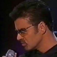 """George Michael - The Grave. When he gets passionate about something this man will pour his heart and soul into a song. He did it with """"Mother's Pride"""" and again here with another anti-war song. This one is a cover of a Don McLean song. George Michael Music, Michael Love, George Michel, Don Mclean, Andrew Ridgeley, Careless Whisper, Norton Show, True Legend, Music Icon"""