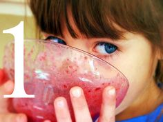 Raw on $10 a Day (or Less!): 5 Healthy Smoothies for Kids ~ Raw and Vegan Recipes
