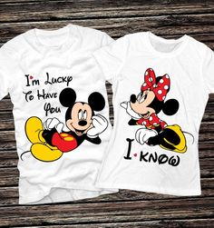 Minnie and Mickey Couples Shirts True Love Disney Matching Shirts Gift For Him Gift For Her Disney World Shirts Honeymoon Disney Shirts - Love Shirts - Ideas of Love Shirts - - Matching Disney Shirts, Disney World Shirts, Matching Couple Shirts, Disney Couples, Disney Shirts For Family, Shirts For Teens, Family Shirts, His And Hers Disney Shirts, Disneyland Couples