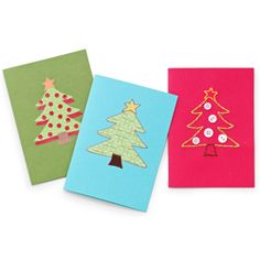 Tree or Snowflake Card