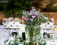 © Instantánea y Tomaprimera. Fotografía de boda. Boda-Wedding - Fotografía – Photography - Detalles – Details - Decoración – Decor - Flores – Flowers - Cena – Dinner