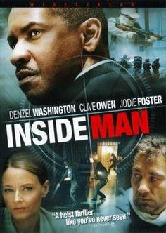 Inside Man (2006) movie #poster, #tshirt, #mousepad, #movieposters2