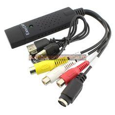 Placa de captura, USB, easy cap - 110445