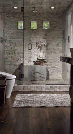 Luxury Showers | Luxurydotcom via Houzz