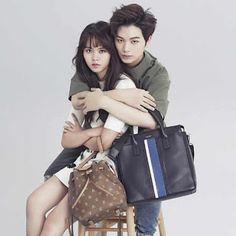 Yook Sungjae y Kim So Hyun