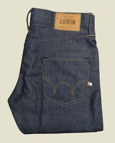 Edwin ED55 Quartz Denim Jeans