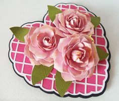 Make beautiful paper roses so realistic you'll have to look twice.