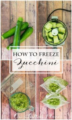 1000 Images About Zucchini Recipes On Pinterest