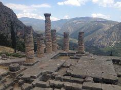 Delphi in Δελφοί, Φωκίδα
