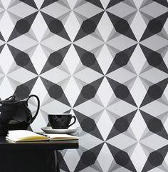 Jocelyn Warner's new Cube Star pattern is gorgeous! (via design*sponge)