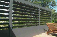 Elyts-zonweringadviesburo.nl - Tuinafscheiding Aluminium Shutters, Fence, Outdoor Living, Patio, Garden, Google, Design, Green Houses, Outdoor Life