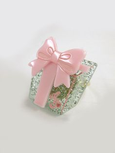 Angelic Pretty: Pretty Gift Box ring
